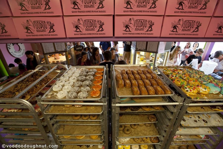 Voodoo Doughnut Mile High: A Review