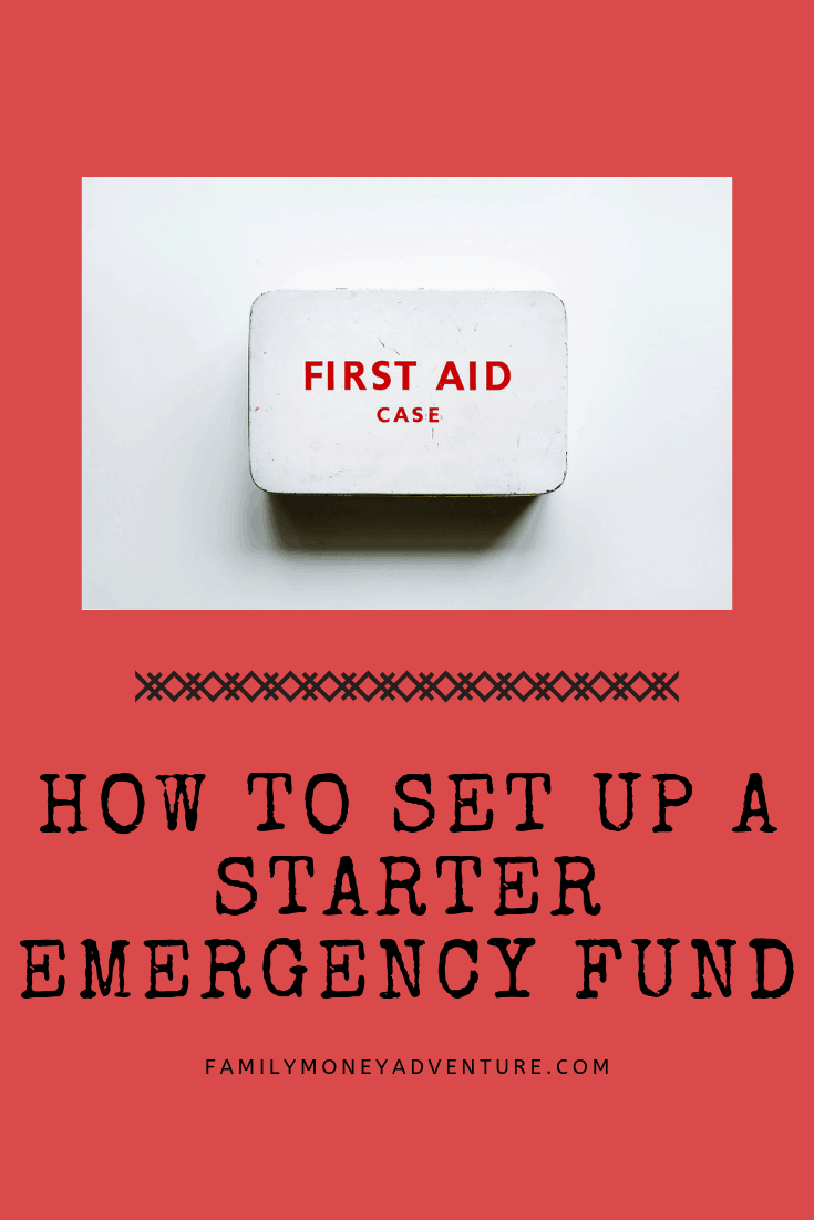 Having an emergency fund can be the difference between financial success and financial disaster. Learn how to set up a starter emergency fund today!