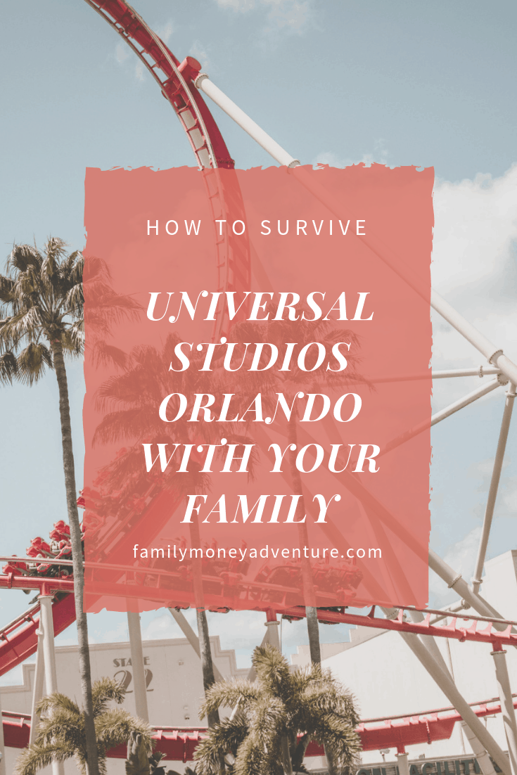 Planning a Trip to Universal Studios Orlando with your Family? Check out our survival guide for all the tips you need for a successful visit!