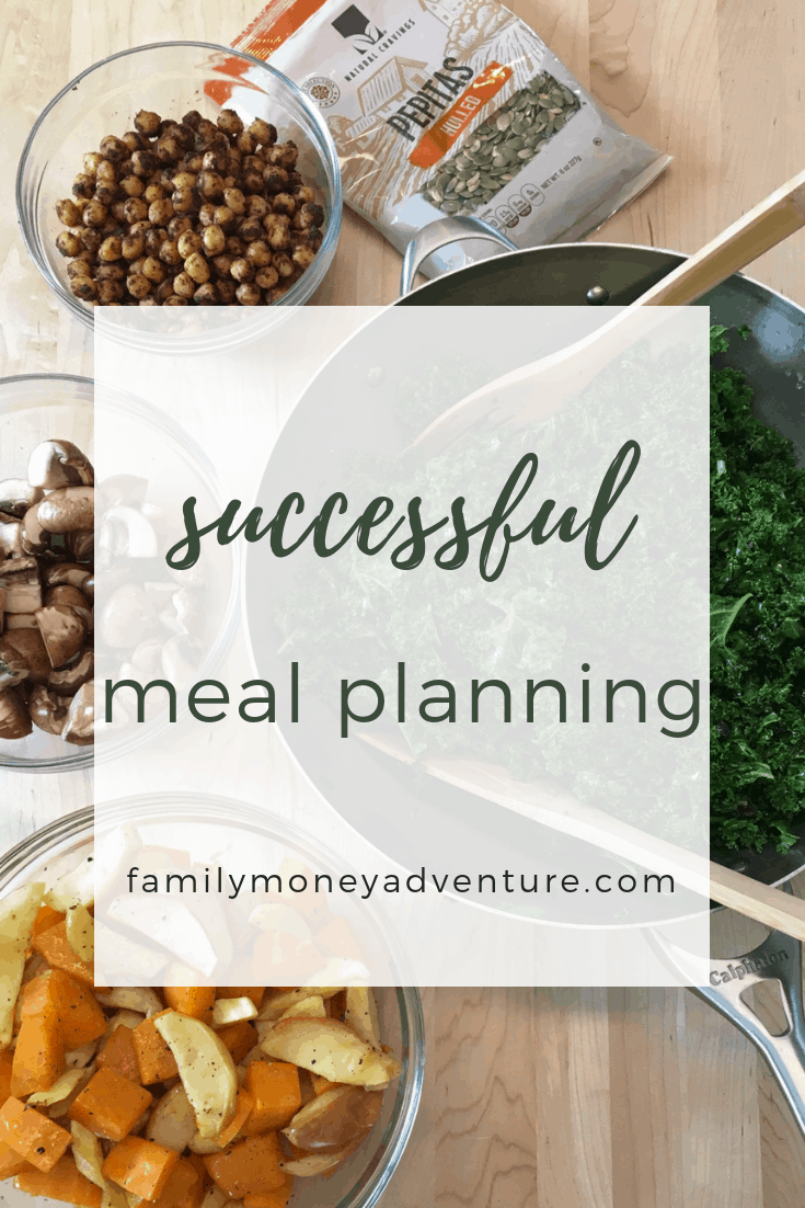 Successful Meal Planning