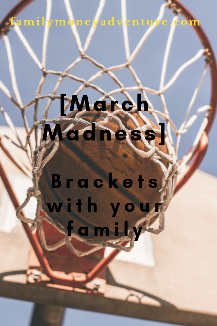 How to create a March Madness Bracket Challenge for your family.