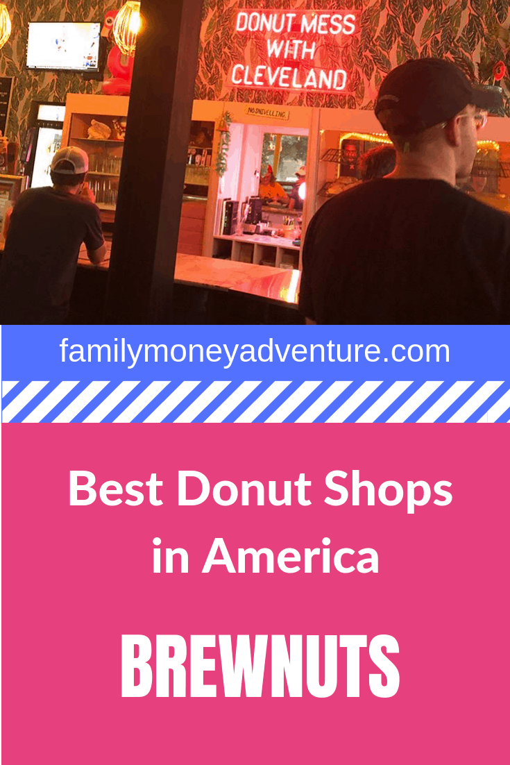 Why Brewnuts is One of the Best Doughnut Shops in America