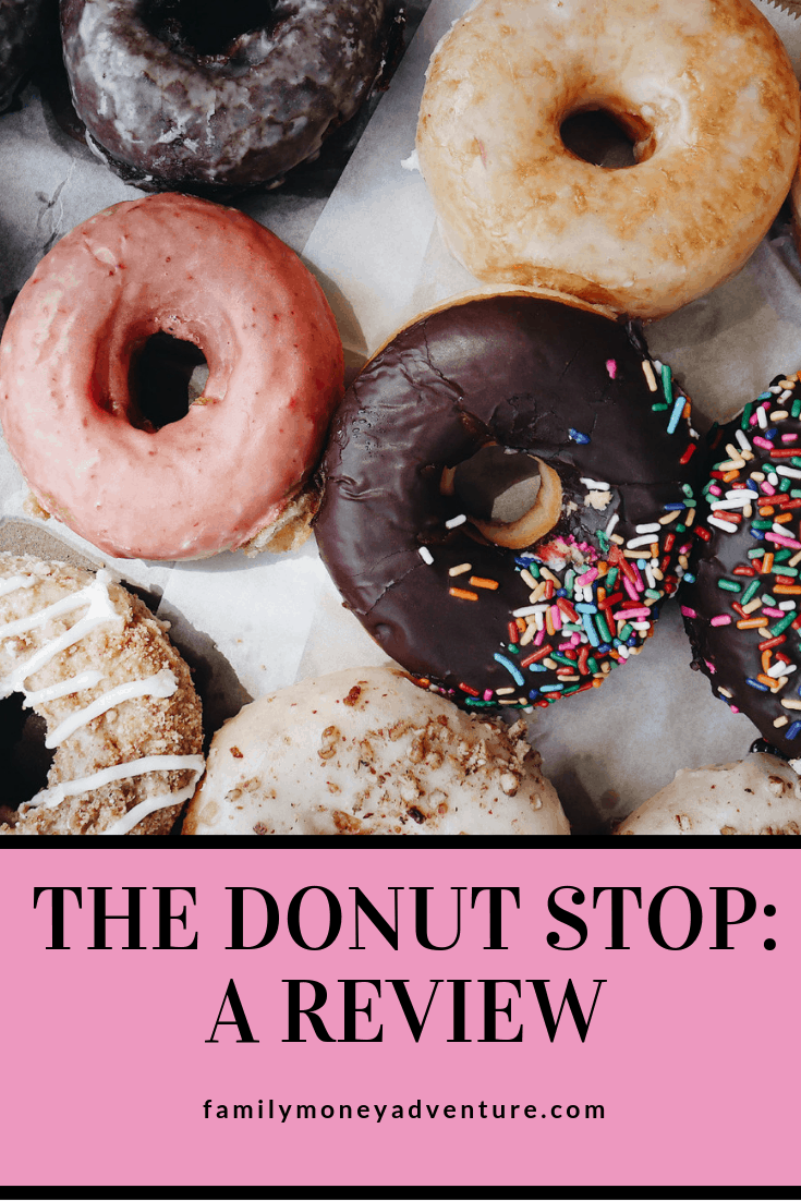 Our review of The Donut Stop in St. Louis, Missouri. The Donut Stop is one of the best donut shops in America. They have over 100 varieties of donuts and I\'m pretty sure they are all delicious.