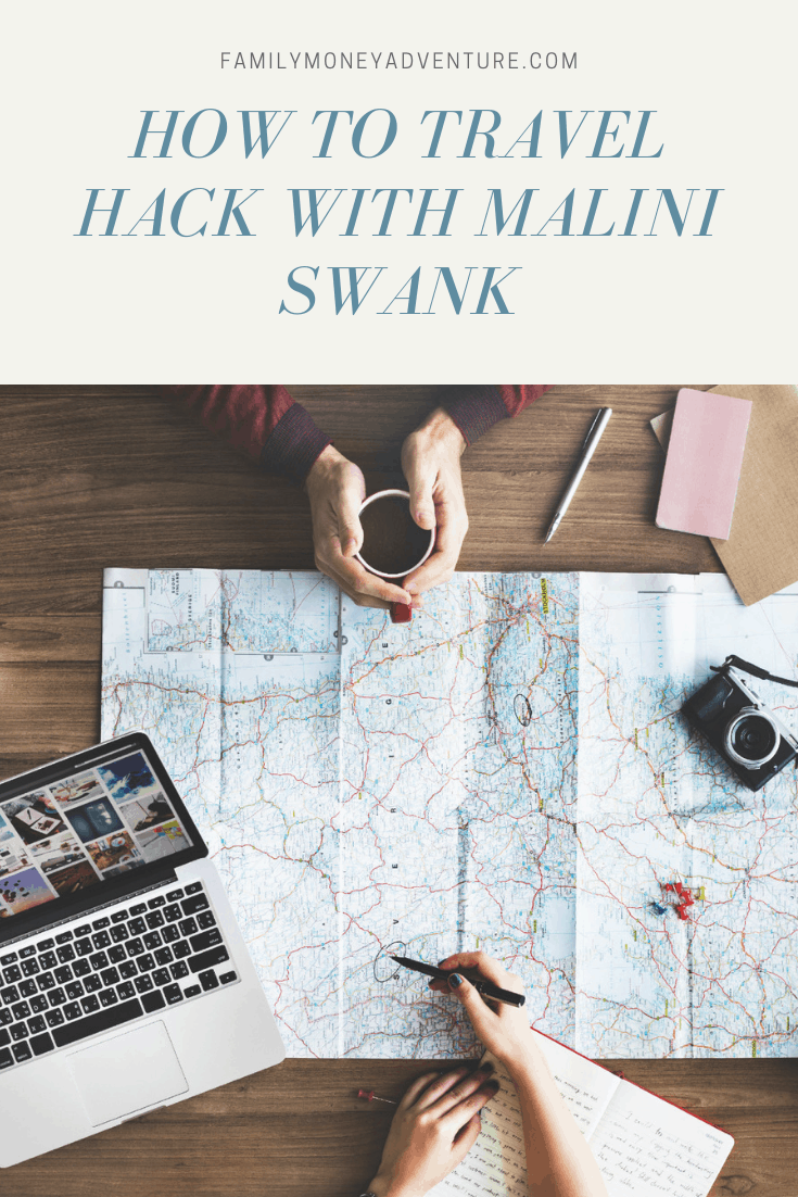 Our interview with Milini Swank from lakesandlattes.com about her family\'s experiences with travel hacking for free travel around the world.