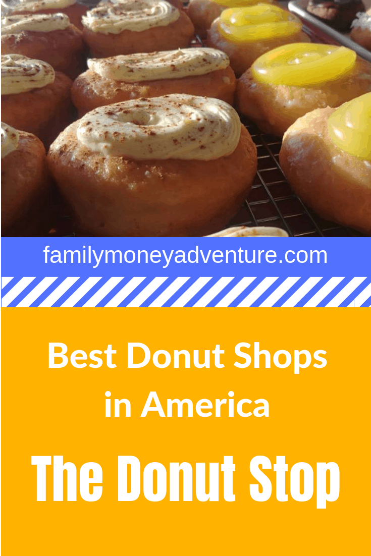 Our review of The Donut Stop in St. Louis, Missouri. The Donut Stop is one of the best donut shops in America. They have over 100 varieties of donuts and I'm pretty sure they are all delicious.