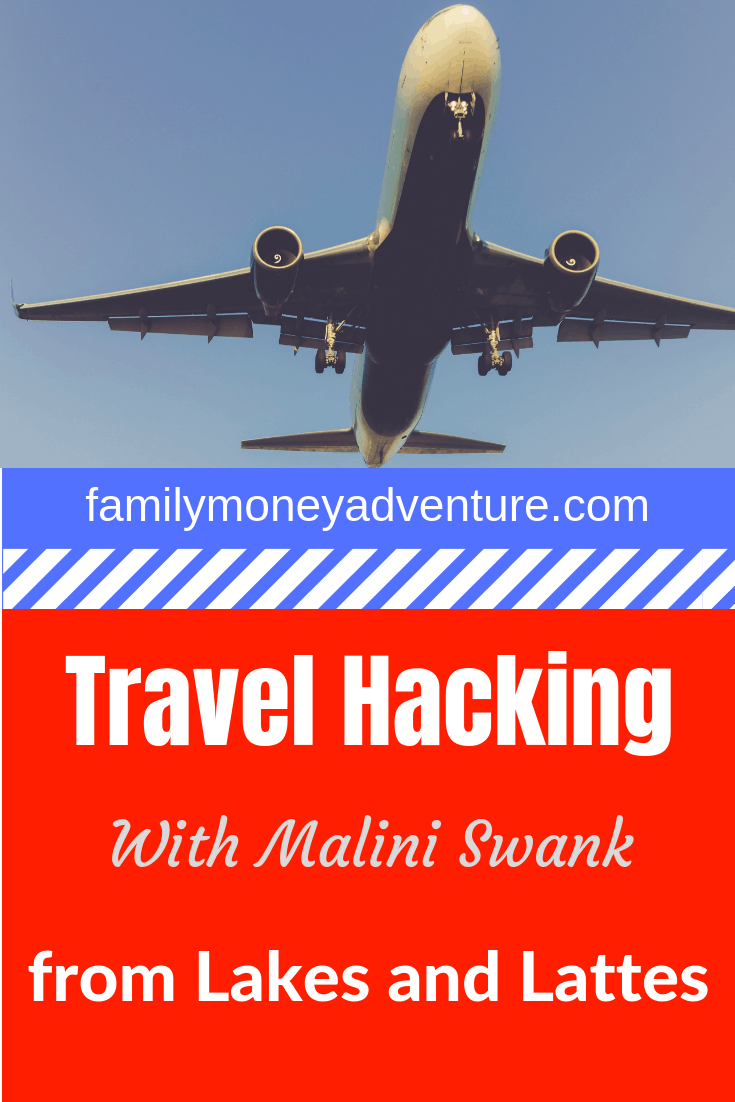 Our interview with Milini Swank from lakesandlattes.com about her family's experiences with travel hacking for free travel around the world.