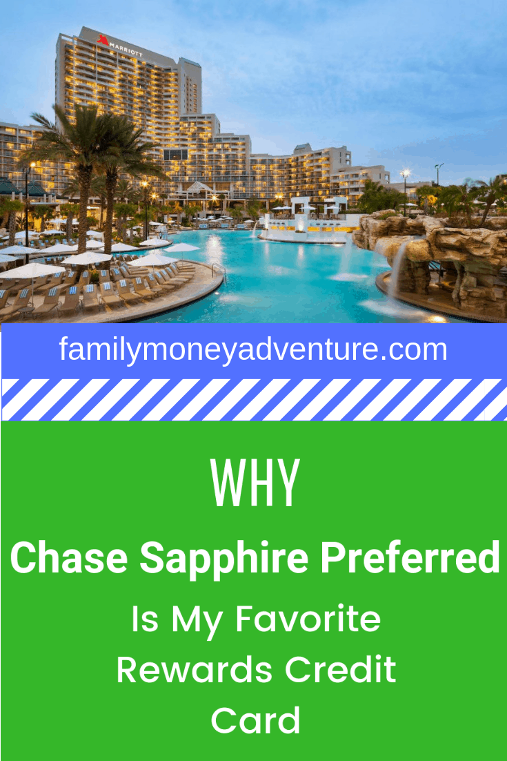 Chase Sapphire Preferred is my Go-To Rewards Credit Card. We explore Chase Ultimate Rewards for family travel and more.