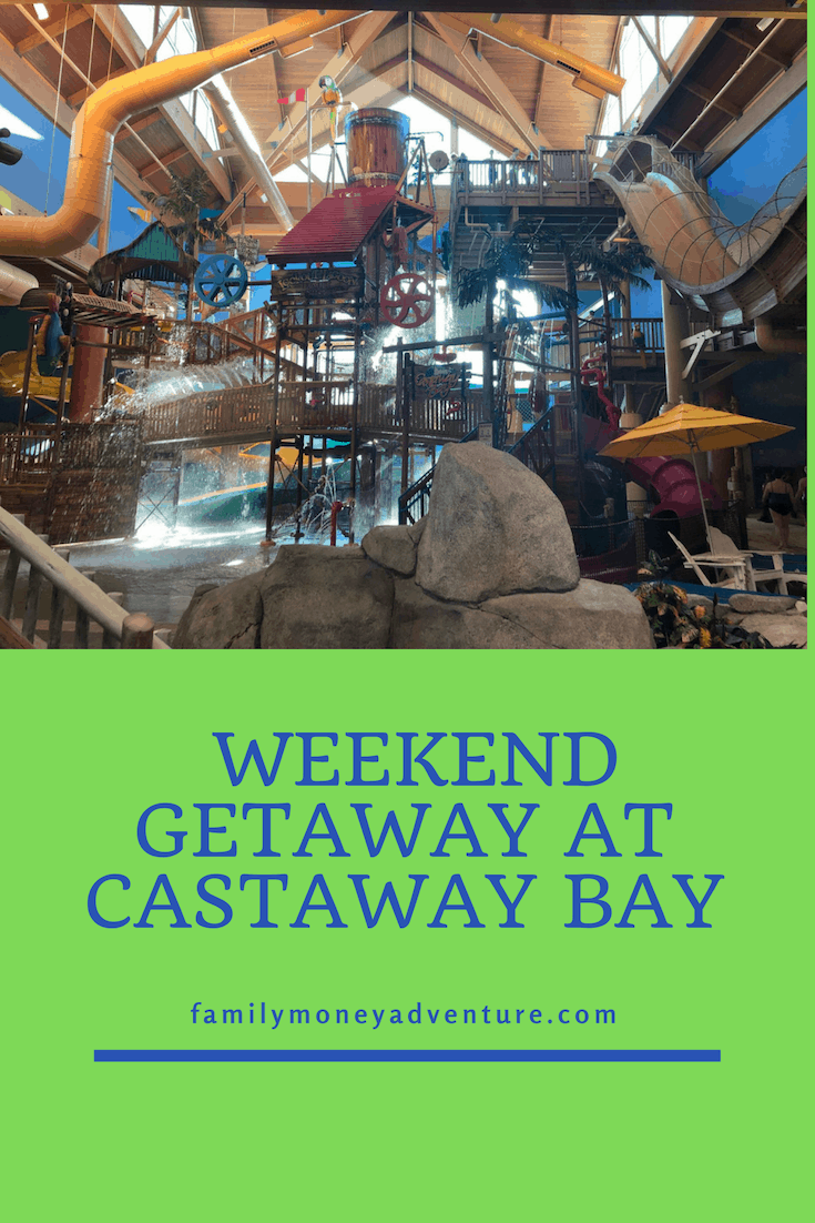 Planning a weekend getaway to Castaway Bay in Sandusky, Ohio? Check out our review and tips!