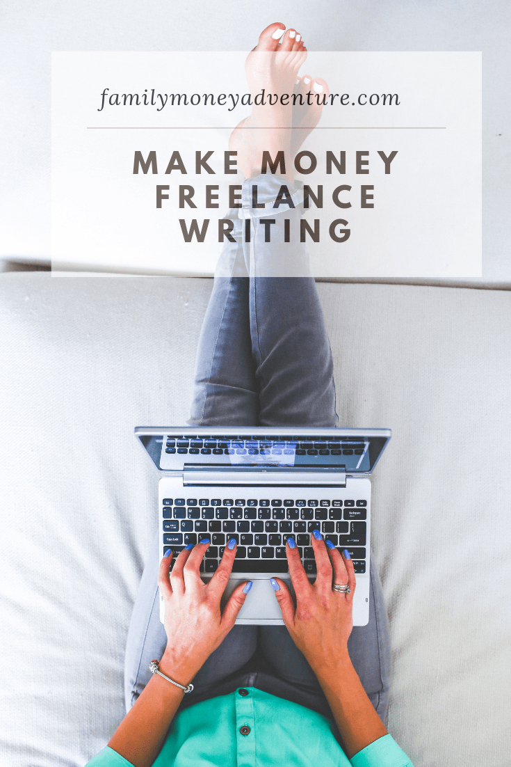 Freelance writing can be the perfect side hustle for people looking to make extra income. Check out our guide to make money freelance writing #freelancewriting #sidehustle #income