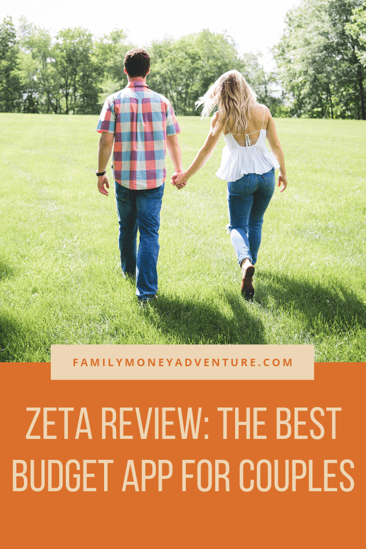 Zeta Review: The Best Budgeting App For Couples