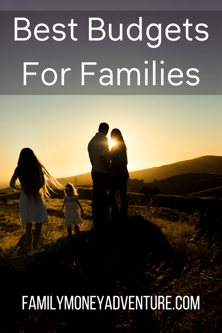 Looking for the best way for your family to budget money? Check out our list of the best family budgets no matter what your personality type #budget #budgeting #familybudget