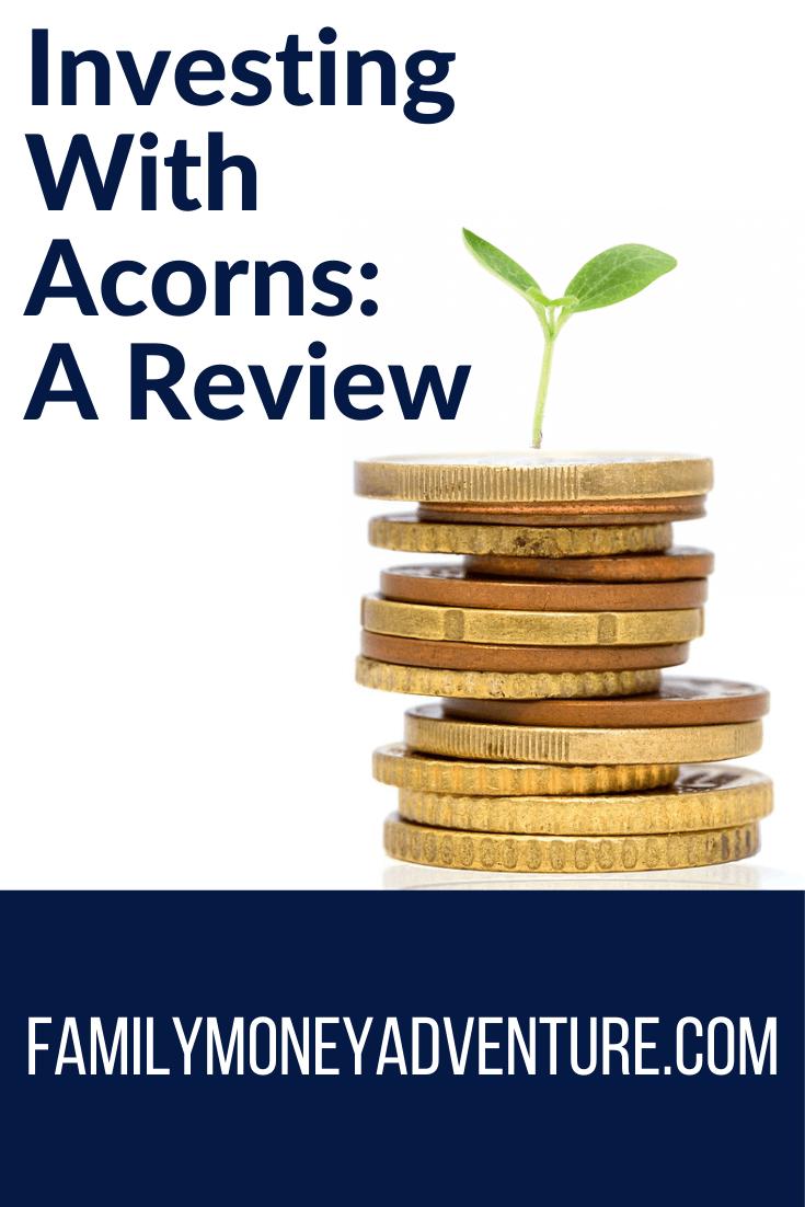 Acorns Investing Review