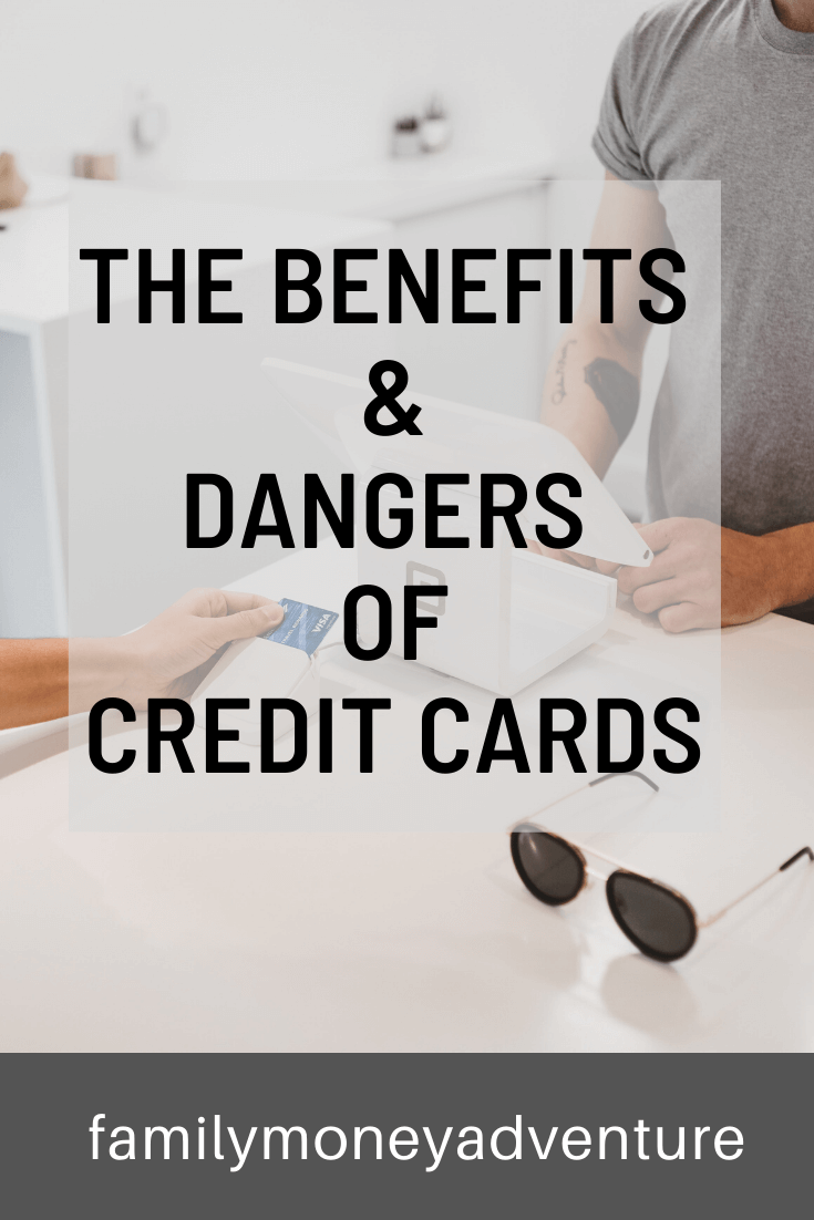 The Benefits And Dangers Of Credit Cards